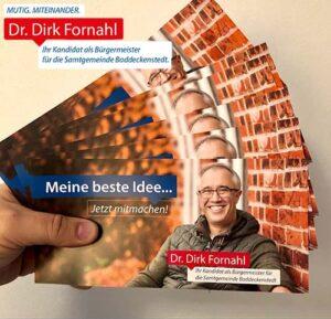 Dirk Fornahl ruft zur Einreichung Ideen auf Meine beste Idee Baddeckenstedt