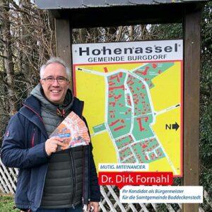 Dirk Fornahl ruft zur Einreichung Ideen auf Meine beste Idee Hohenassel