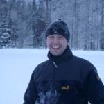 Dirk Fornahl im Winter