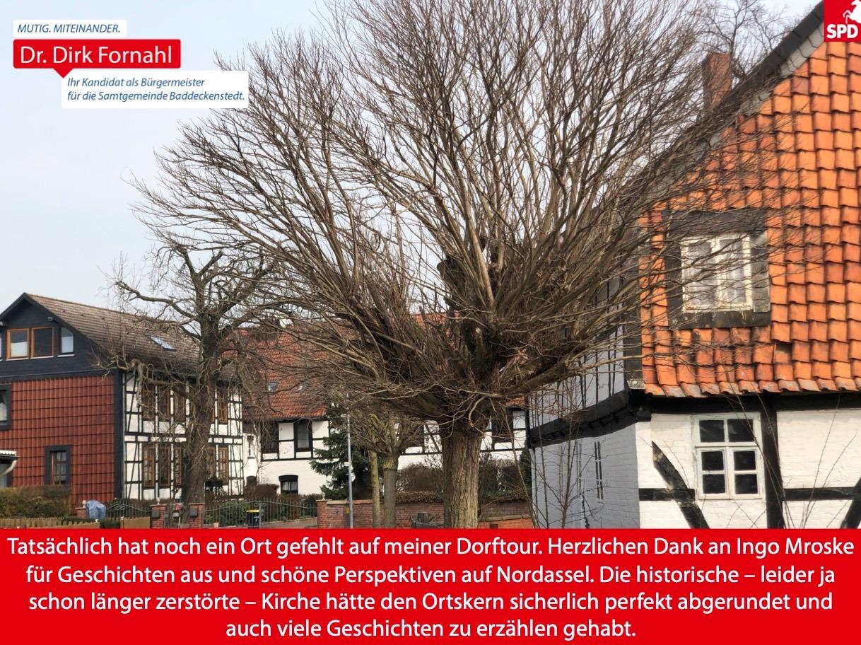 Dirk Fornahl besucht Nordassel