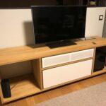 Dirk Fornahl hat einen neuen Fernsehschrank
