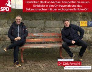 Dirk Fornahl in Haverlah