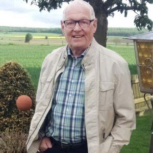 Ernst Heilmann unterstützt Dirk Fornahl als Bürgermeister für die Samtgemeinde Baddeckenstedt