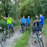 Dirk Fornahl auf Entdeckungstour in der Samtgemeinde Baddeckenstedt mit einer Radtour