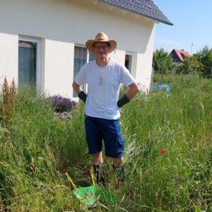 Jan Holzenbecher unterstützt Dirk Fornahl als Bürgermeister für die Samtgemeinde Baddeckenstedt