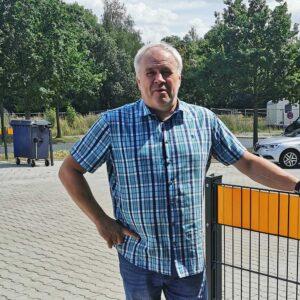 Bernd Nethert unterstützt Dirk Fornahl